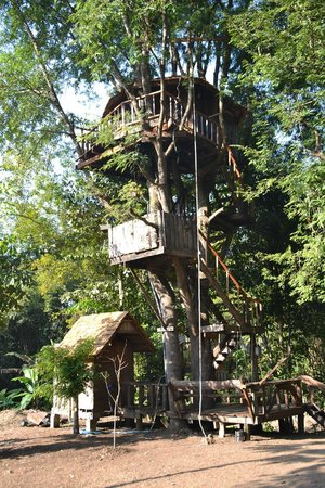 Rabeang Pasak Tree House Resort: Tamarind House