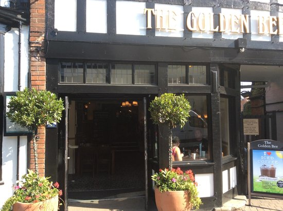 The Golden Bee: Come on in