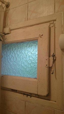 Auberge de la Claire : Salle de douche