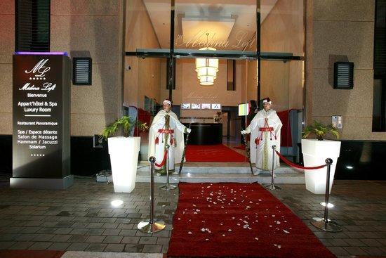 M Dina Loft Hotel Marrakech Maroc Voir Les Tarifs 59