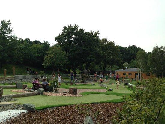 Gartenschau Kaiserslautern: Mini golf