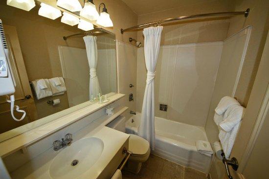 Freepoint Hotel: Salle de bain