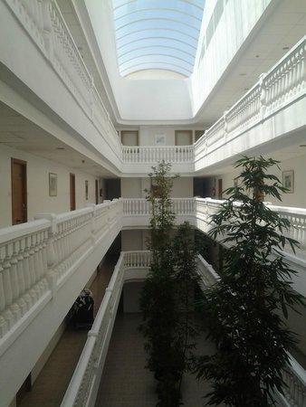 Servigroup Romana : Zona interior del hotel