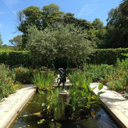 The Lost Gardens of Heligan : Der Italienische Garten