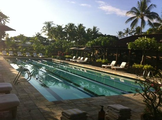 Four Seasons Resort Hualalai: Pool by the gym