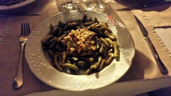Hostal Rural Can Busquets: Cena