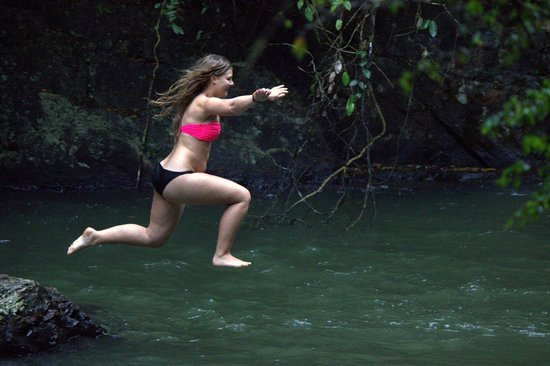 Barefoot Tours : an exhilarating jump into the colddddd
