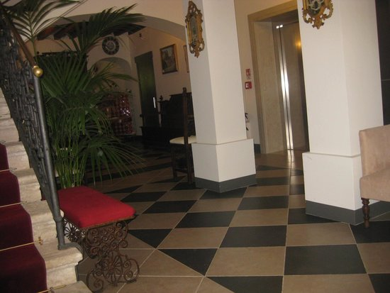 Hotel Sant'Antonin : Reception