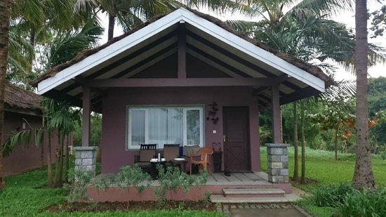 The Serai Kabini: Water Front Villa