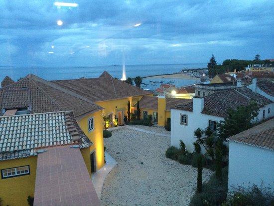 Vila Galé Collection Palácio dos Arcos : Hotel view
