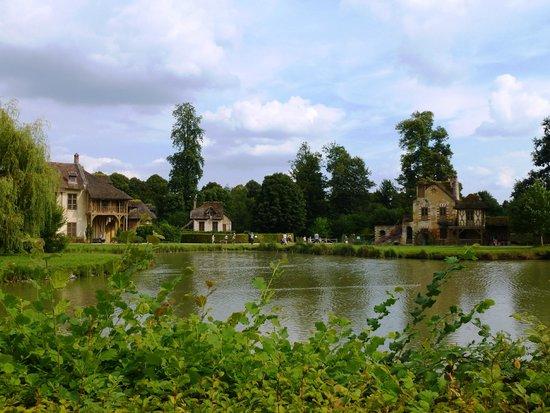 Les Trianons et le Hameau : le hameau