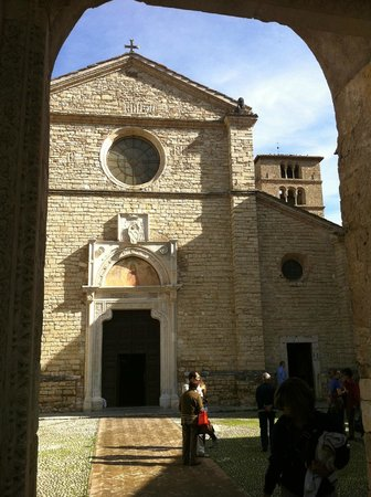 Abbazia di Farfa : l'abbazia