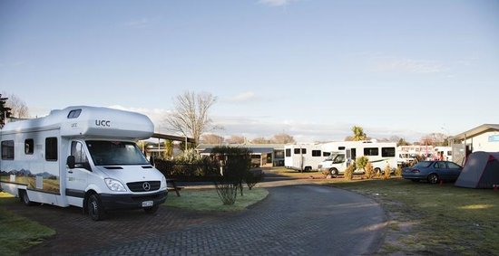 Rotorua Top 10 Holiday Park: A Fabulous Retreat