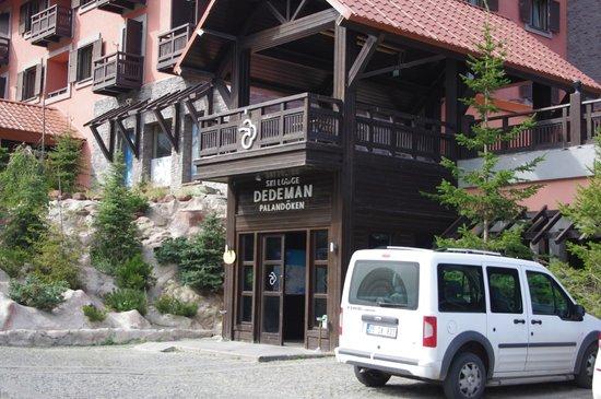 Dedeman Paladoken Ski Lodge: Palandöken