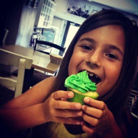 Emilie's Cookies : #salolemonamour en mode cupcake pomme