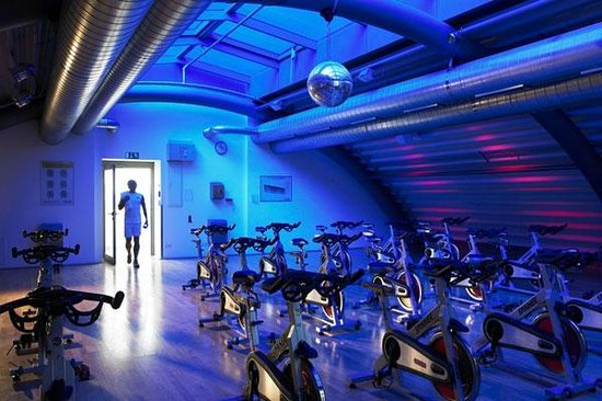 Aspria Berlin Ku'damm: Aspria Indoor Cycling