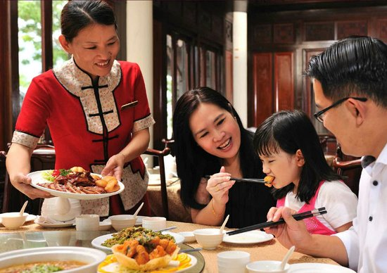 Delicious chinese cuisine at qing palace picture of qing palace chinese restaurant johor - Delicious chinese cuisine ...