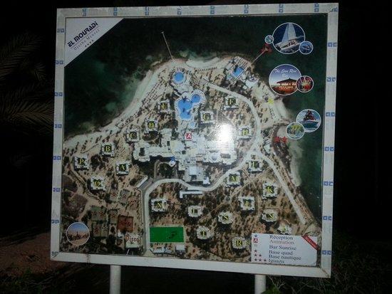 El Mouradi Djerba Menzel: el mouradi djerba plan