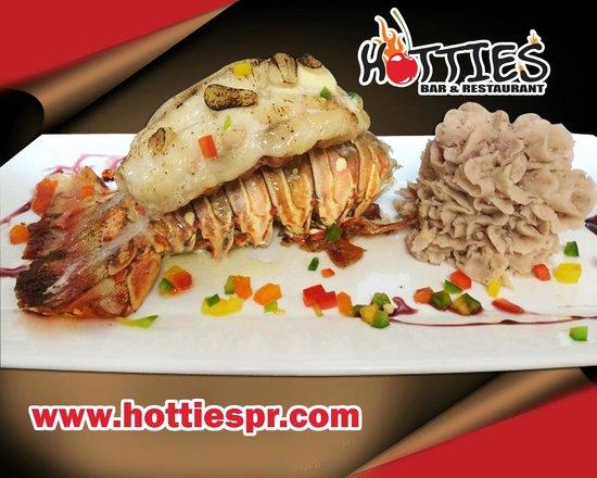 Hotties Bar & Restaurant: only $ 30.00 info 787.727.5484