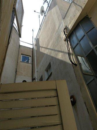 Hotel Nefeli: panorama dalla stanza