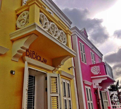 BijBlauw: Authentiek Curacao!