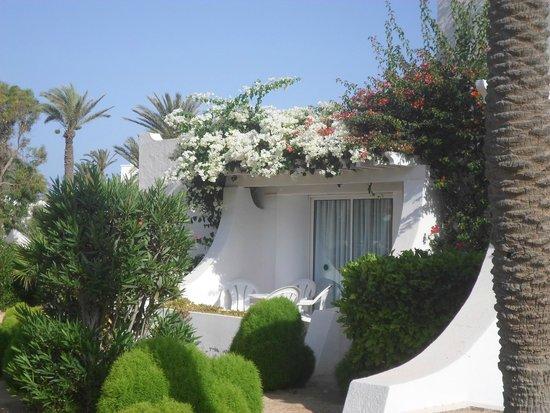 Al Jazira Beach & Spa: chambre