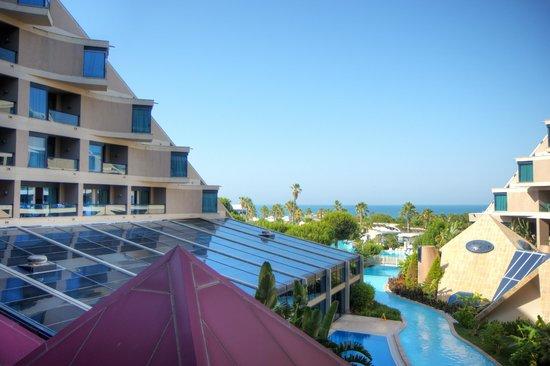 Susesi Luxury Resort : Our room