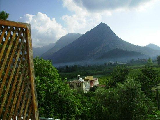 Hotel Eviniz: AUSSICHT