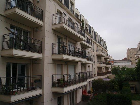 Adagio Access Paris Porte de Charenton: View from room