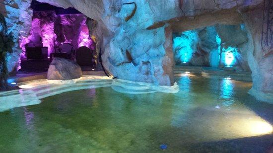 Inside Pool Cave indoor pool/spa area - picture of regina palace, stresa - tripadvisor