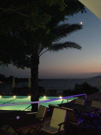 Hapimag Resort Sea Garden: Night View