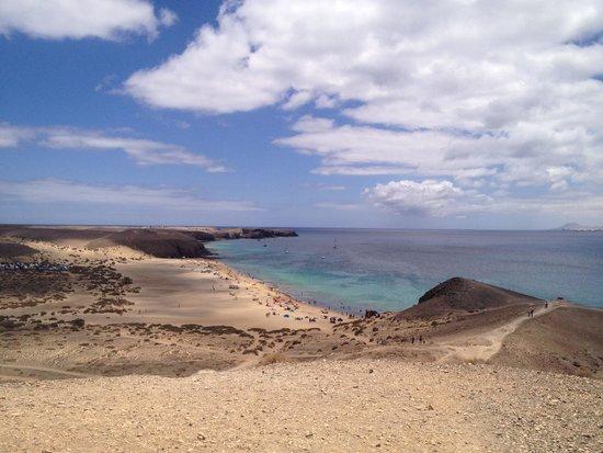 Sandos Papagayo Beach Resort: Papayago beach