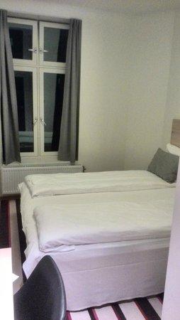 Citybox Oslo: Room
