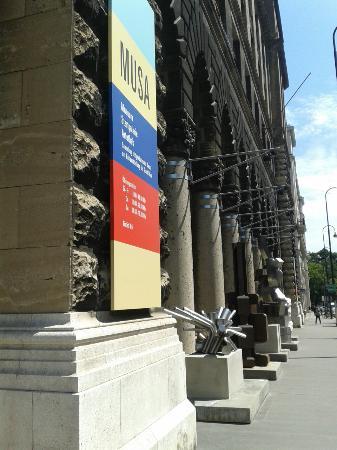 MUSA Museum Start Gallery Artothek
