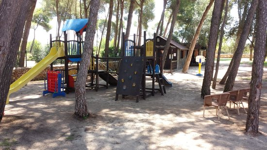 Vell Mari Hotel & Resort: zona recreativa para niños y miniclub
