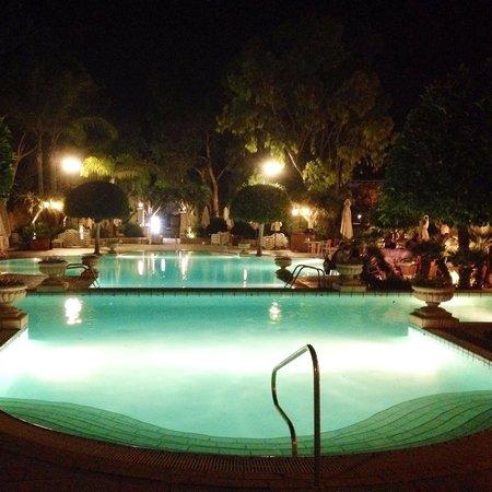 Corinthia Palace Hotel & Spa: Pool
