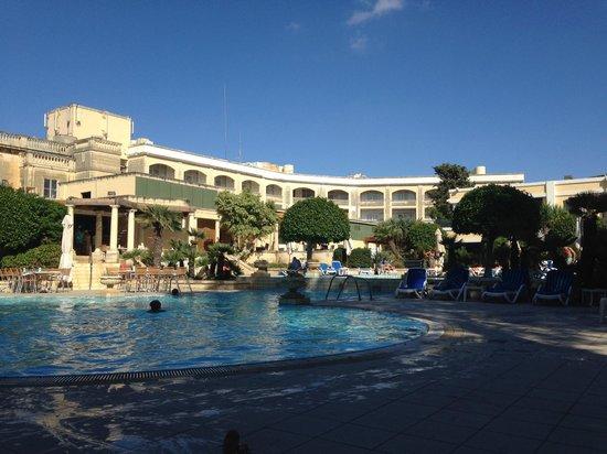 Corinthia Palace Hotel & Spa: Hotel