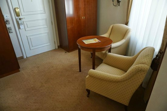 IBB Grand Hotel Lublinianka : 'Superior double room'