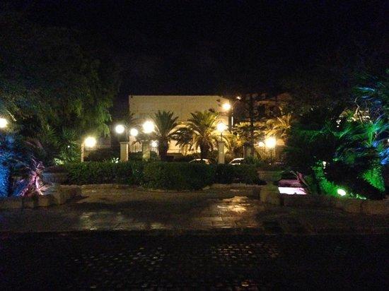 Corinthia Palace Hotel & Spa: Parc