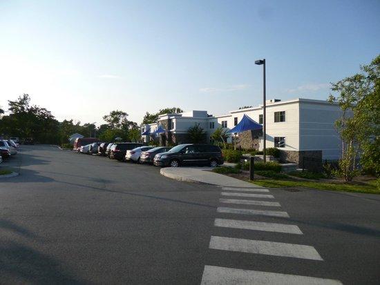Atlantic Oceanside Hotel and Event Center: Hotelnebengebäude Neubau