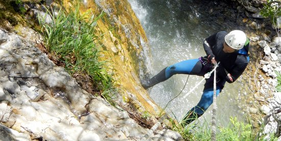 Umbria Outdoor: Canyoning in Valnerina