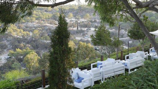 Grecian Park Hotel: Le Cliff bar