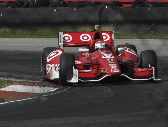 Mid Ohio Sports car course : Indy 200