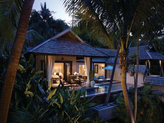 Four Seasons Resort Koh Samui Thailand: Deluxe One Bedroom Pool Villa