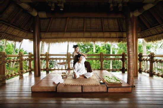 Four Seasons Resort Koh Samui Thailand: Thai Massage