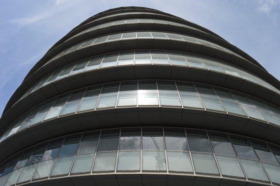 City Hall: Overhang