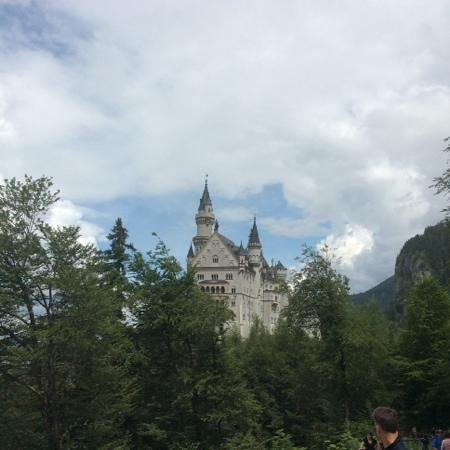 Radius Tours: fairy tale castle