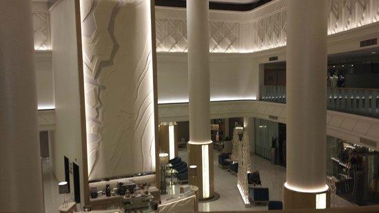 Hilton Durban: Loundge