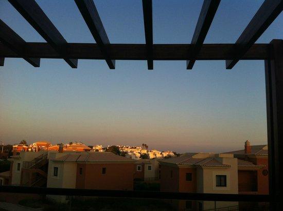 Monte Santo Resort: Varanda
