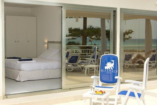 Hotel Miramare: Vista Mare